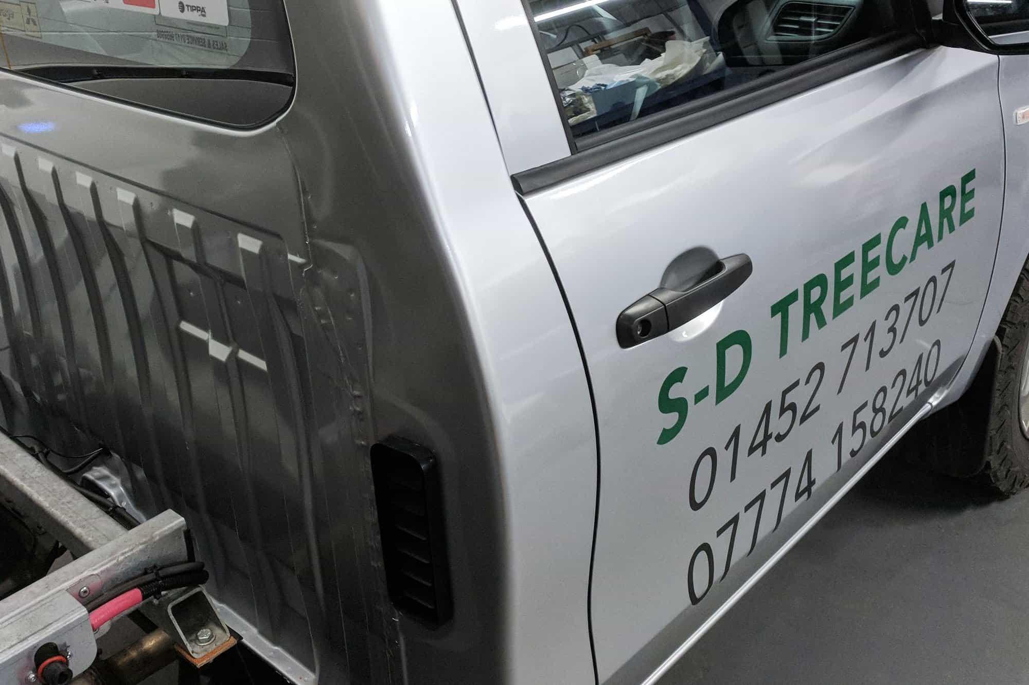 SD Treecare L200 Wrap