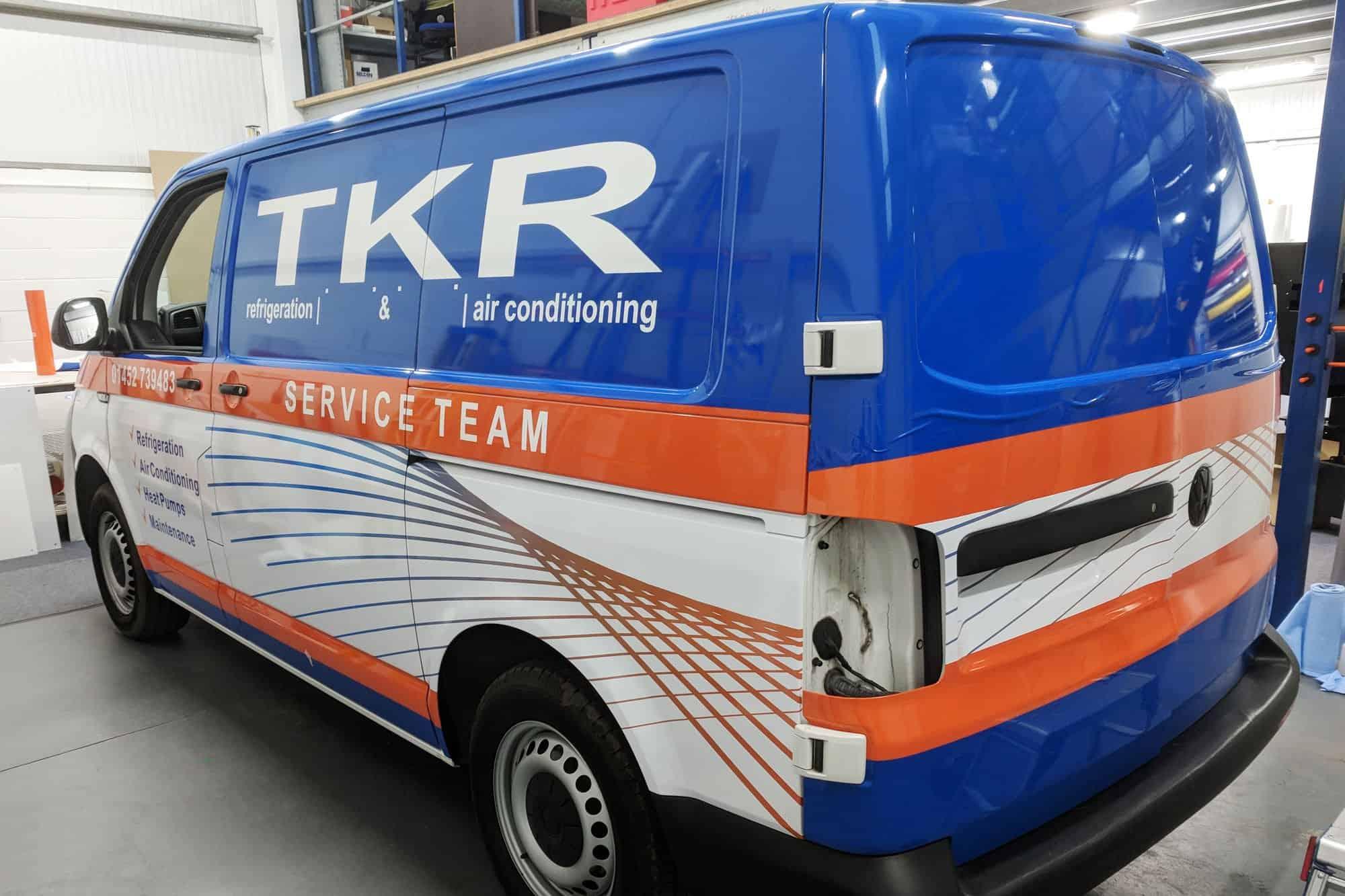 TKR T6 Wrap