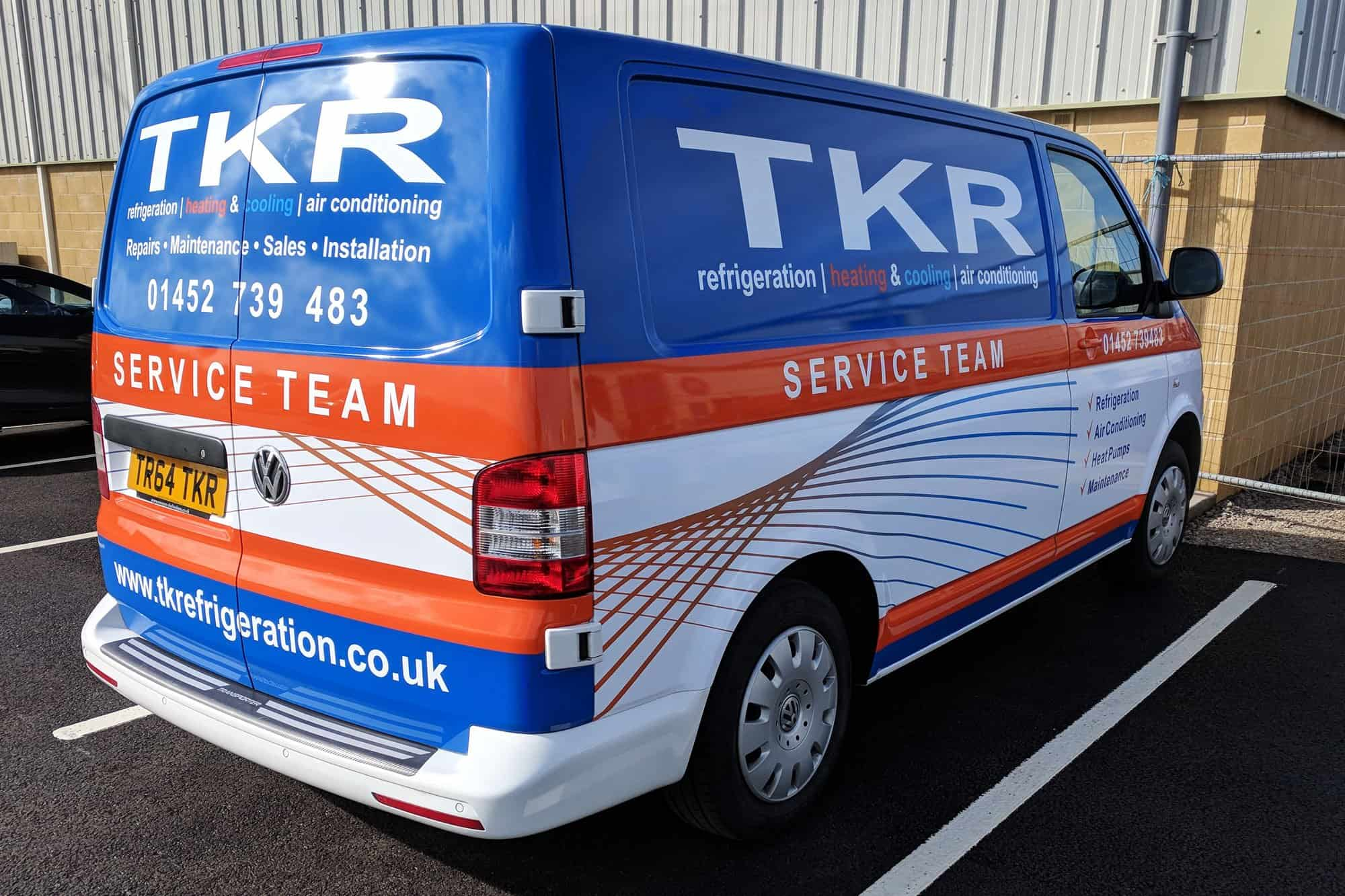 TKR T5.1 Wrap