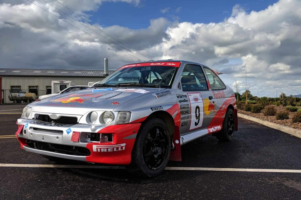 Escort Cosworth Group A