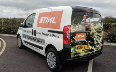 Peugeot Bipper Partial Wrap | Three Counties Agri Spares
