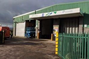 Printwaste Canopy Signs in Cheltenham