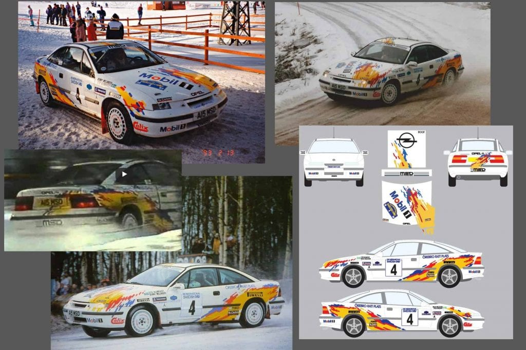 Calibra Group A