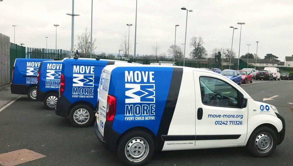 fleet branding partial wrap move more