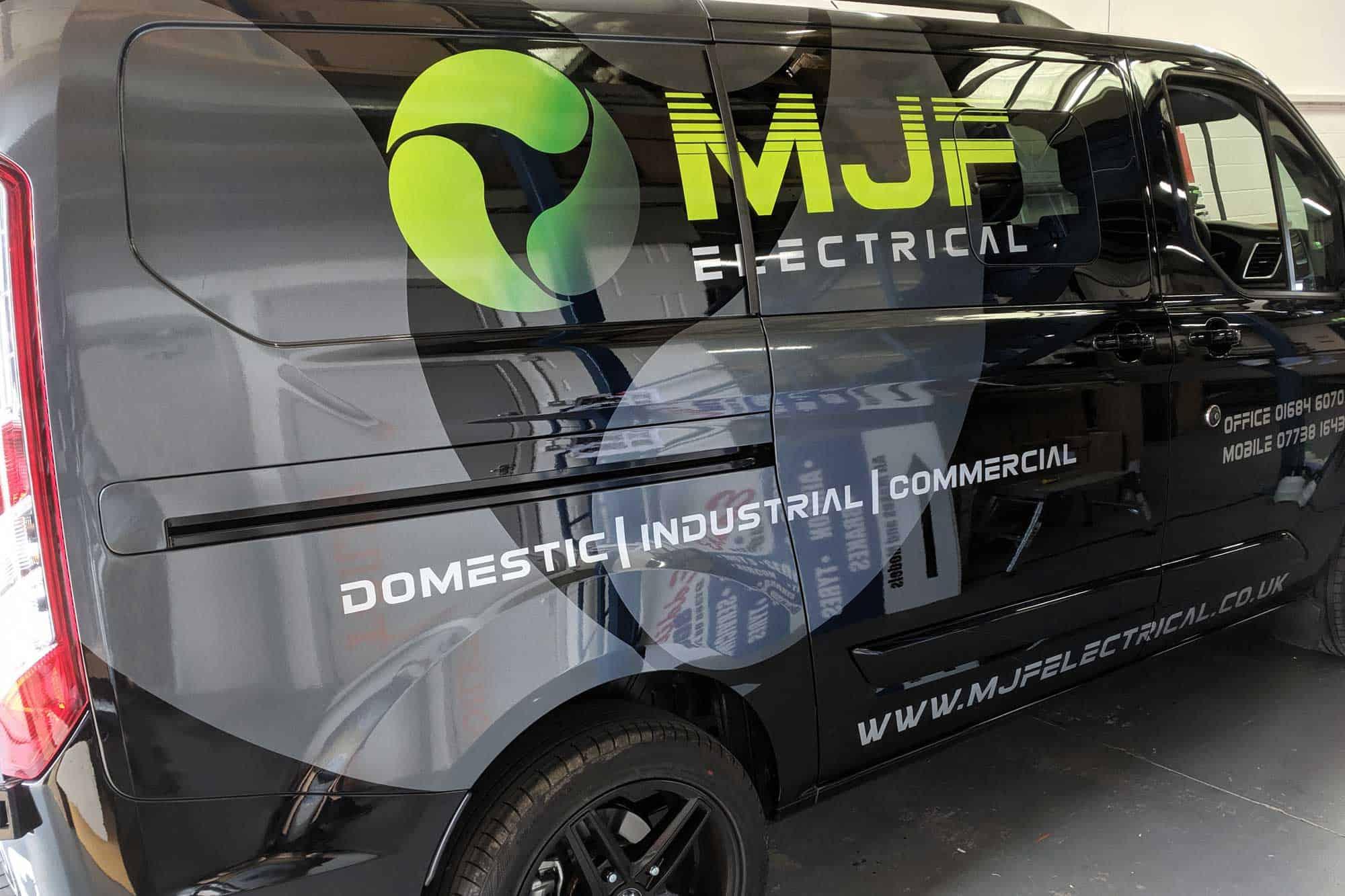 MJF Electrical Transit Custom