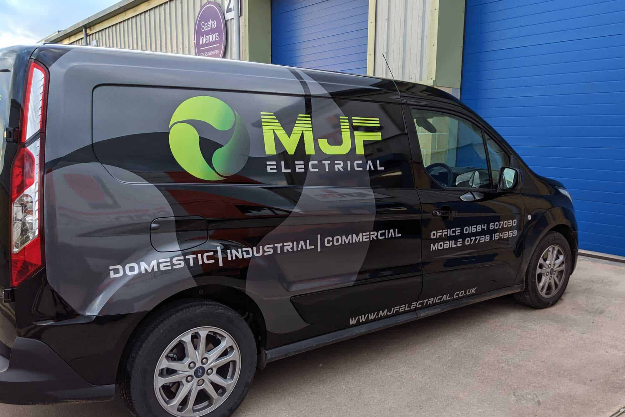 MJF Electrical Connect