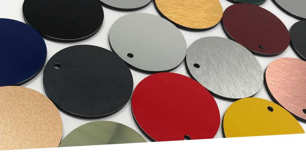 Dibond Aluminium Composite Top Image